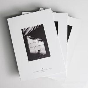 F/8 street photography magazine 1-3