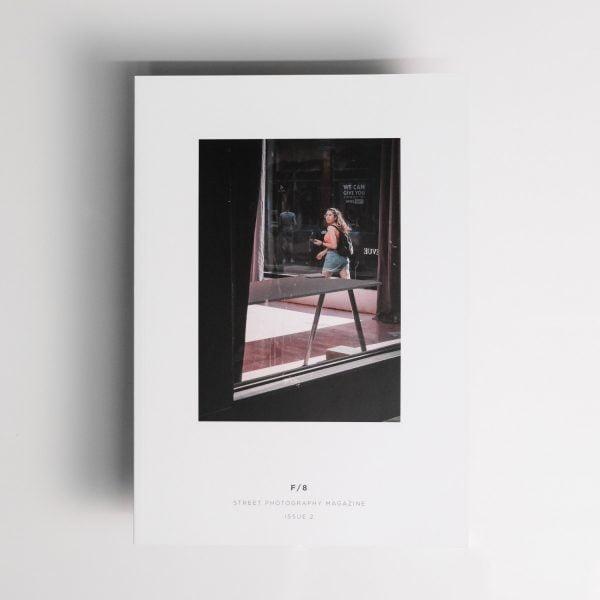 F/8 street photography magazine 2